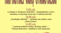 Vaikų gynimo diena Lenkimuose