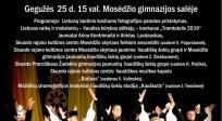 """Dainų ir šokių pynė Žemaitijai """"Muosiedė suoduo"""""""